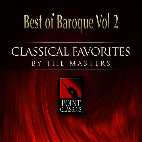 Best of Baroque Vol 2. by Various Artists