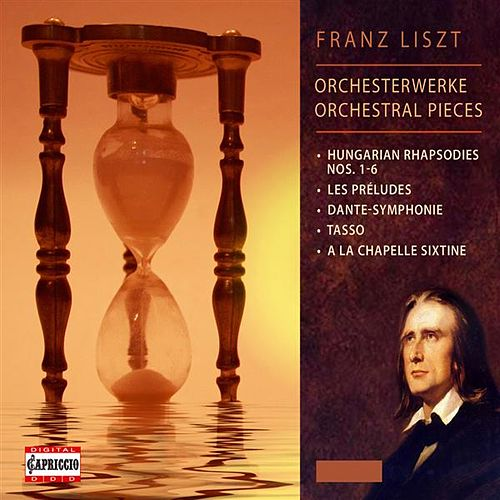 Play & Download Liszt: Orchestral Pieces by Various Artists | Napster