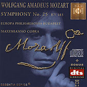 Play & Download Mozart - Symphony No. 25, KV 183 by Maximianno Cobra | Napster