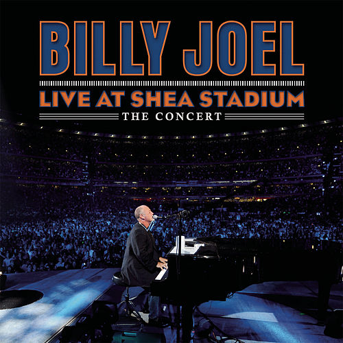 Live At Shea Stadium by Billy Joel