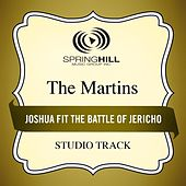 Joshua Fit The Battle Of Jericho (Studio Track) by The Martins