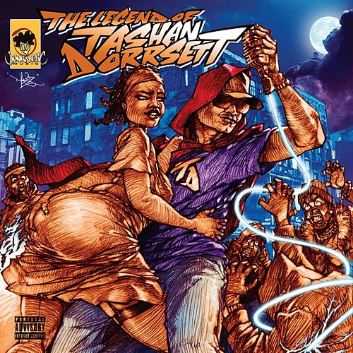 Play & Download The Legend of Tashan Dorrsett by Kool Keith | Napster