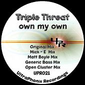 Play & Download On My Own by Triple Threat | Napster