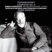 Piotr Iljic Tchaikovsky : Symphony No. 5 - Nikolaj Rimsky-Korsakov : The Golden Cockerel, Sadko by Various Artists