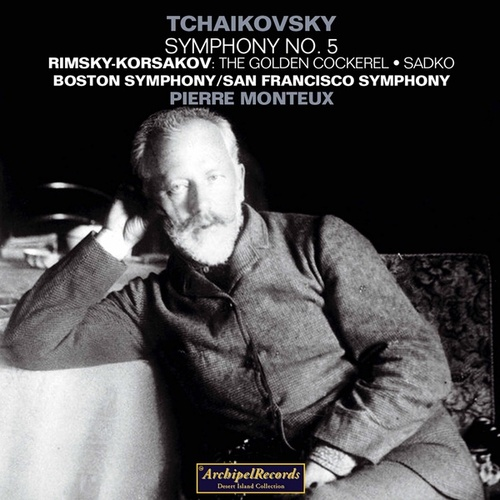 Play & Download Piotr Iljic Tchaikovsky : Symphony No. 5 - Nikolaj Rimsky-Korsakov : The Golden Cockerel, Sadko by Various Artists | Napster