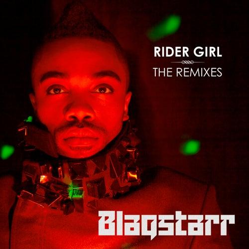 Play & Download Rider Girl by DJ Blaqstarr | Napster