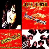 Rock Legends by Various Artists