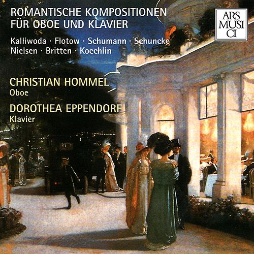 Play & Download Romantische Kompositionen fur Oboe und Klavier by Various Artists | Napster