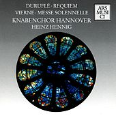 Play & Download Durufle: Requiem - Vierne: Messe solennelle by Various Artists | Napster