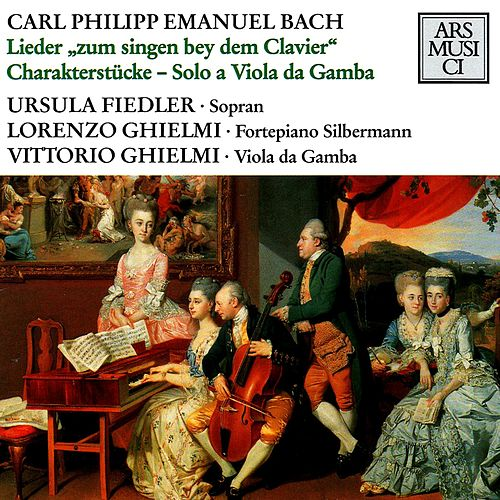 Play & Download Bach: Oden mit Melodien / Les langueurs tendres / Solfeggio / Geistliche Oden und Lieder / La capricieuse / La Borchward by Various Artists | Napster