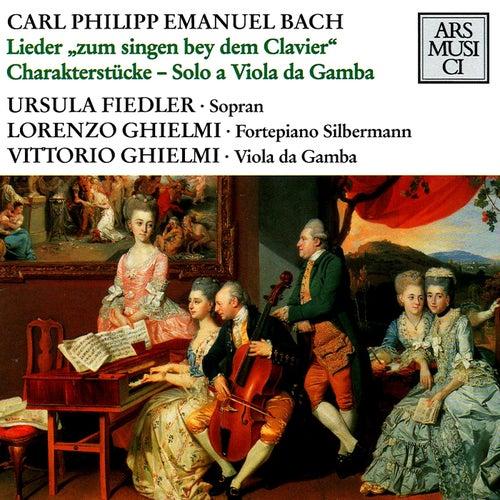 Bach: Oden mit Melodien / Les langueurs tendres / Solfeggio / Geistliche Oden und Lieder / La capricieuse / La Borchward by Various Artists