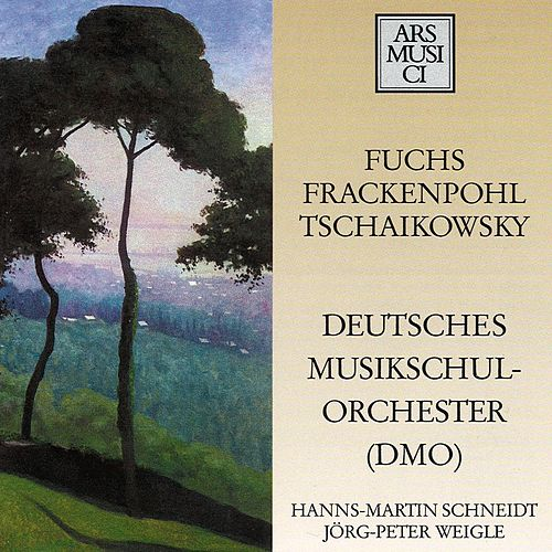 Play & Download Fuch: 5 Serenades: No. 3 - Frackenpohl: Tuba Concertino - Tchaikovsky: Serenade in C major by Various Artists | Napster