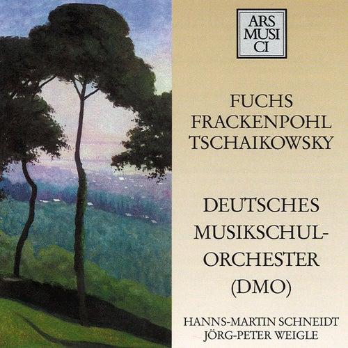 Fuch: 5 Serenades: No. 3 - Frackenpohl: Tuba Concertino - Tchaikovsky: Serenade in C major by Various Artists