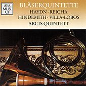 Play & Download Haydn / Hindemith / Reicha / Villa-lobos: Blaserquintette by Arcis Quintet | Napster
