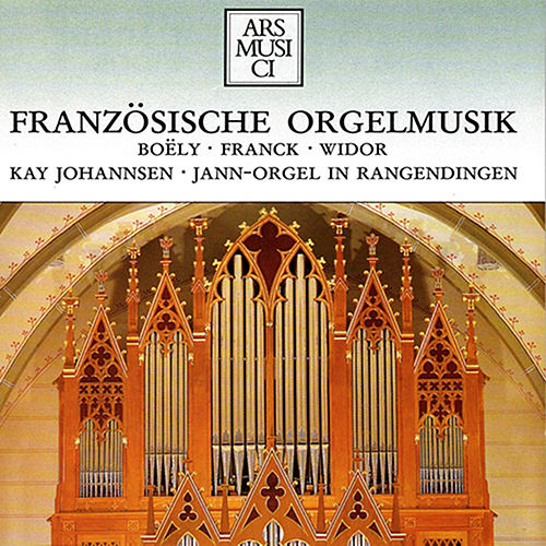 Play & Download French Organ Works by Kay Johannsen | Napster