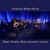 Play & Download Open Window Blues (acoustic version) by Robert Bruce | Napster