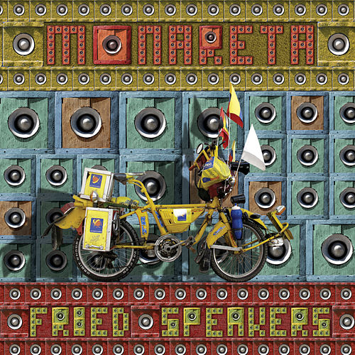 Play & Download Fried Speakers by Monareta | Napster