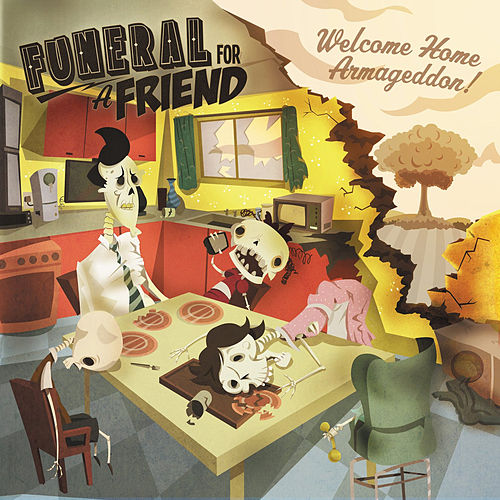 Play & Download Welcome Home Armageddon by Funeral For A Friend | Napster