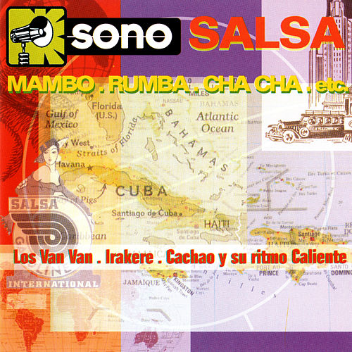 Sono Salsa, Cha Cha,  Rumba, etc by Various Artists