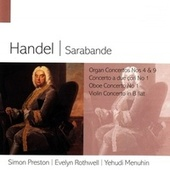 Handel Sarabande by Various Artists
