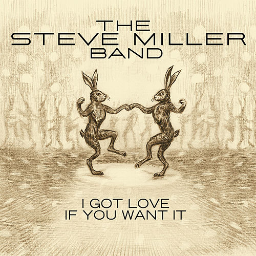 Play & Download I Got Love If You Want It by Steve Miller Band | Napster