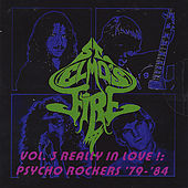 Vol. 3 Really in Love!: Psycho Rockers '79-'84 by St. Elmos Fire