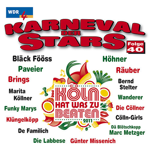 Karneval der Stars 40 by Various Artists