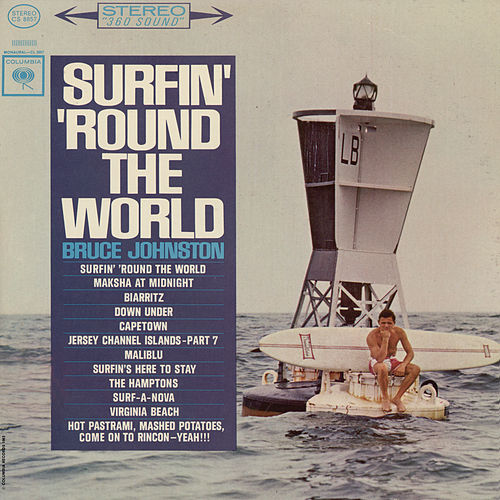Surfin' 'Round The World (With Bonus Tracks) von Bruce Johnston