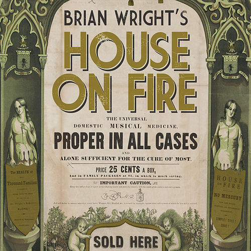 Play & Download House On Fire by Brian Wright | Napster