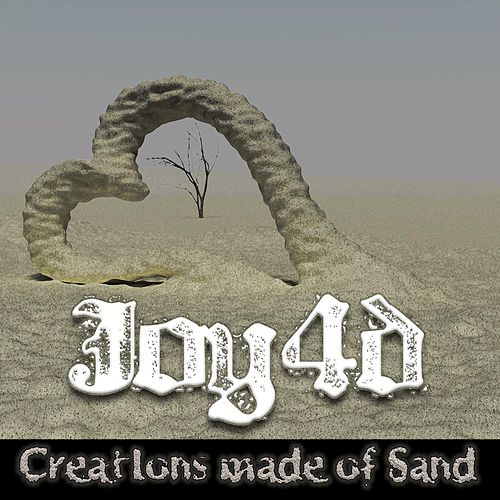 Creations Made of Sand by Joy4d