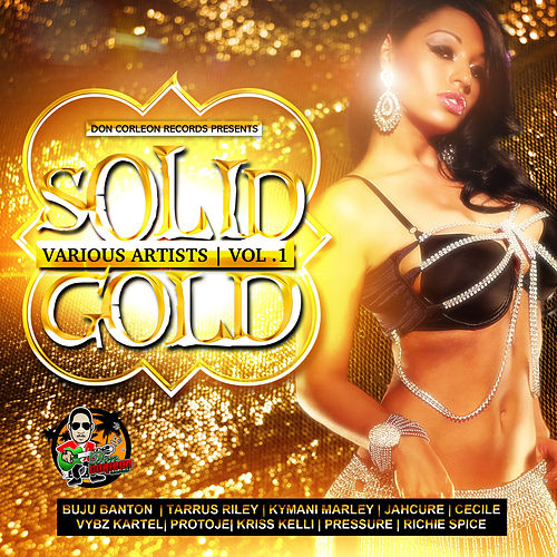 Solid Gold Vol. 1 by Various Artists