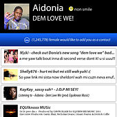 Dem Love We by Aidonia