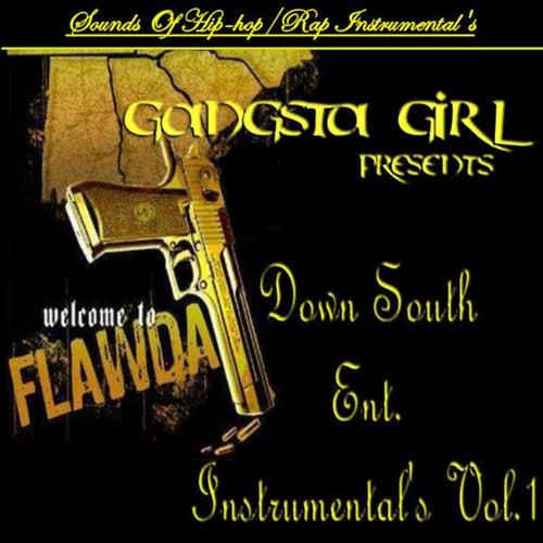 Sounds Of Hip-Hop/Rap Instrumentals Vol. 1 by Gangsta Girl