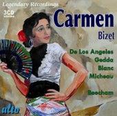 BIZET: Carmen (Complete) by Victoria De Los Angeles