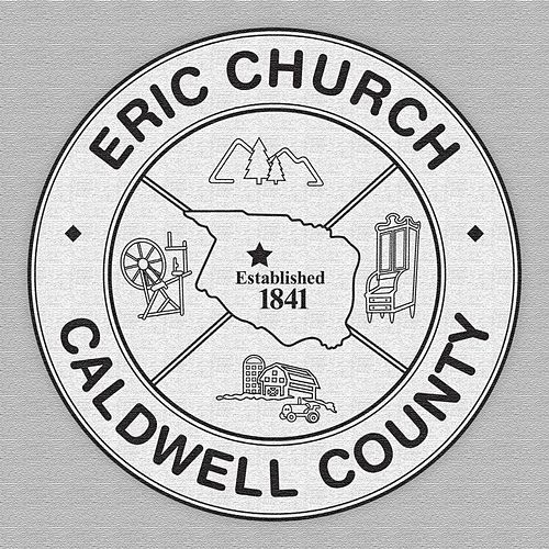 Play & Download Caldwell County EP by Eric Church | Napster