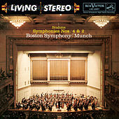 Play & Download Brahms: Symphonies No. 4 in E Minor, Op. 98 & No. 2 in D Major, Op. 73 - Sony Classical Originals by Charles Munch | Napster