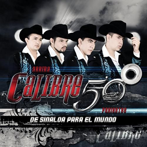 Play & Download De Sinaloa Para El Mundo by Calibre 50 | Napster