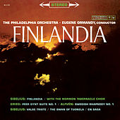 Play & Download Sibelius: Finlandia, Op. 26; Valse triste; The Swan of Tuonela; En Saga, Op. 9 & Grieg: Peer Gynt Suite No. 1, Op. 46 - Sony Classical Originals by Various Artists | Napster