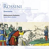 Play & Download Rossini Overtures by Philharmonia Orchestra | Napster