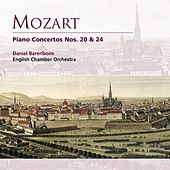 Play & Download Mozart: Piano Concertos Nos. 20 & 24 by Various Artists | Napster