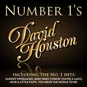 Number 1's - David Houston by David Houston