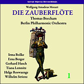 Play & Download Mozart: The Magic Flute (Die Zauberflöte), Vol. 1 by Berlin Philharmonic Orchestra | Napster