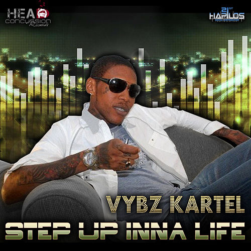 Play & Download Step Up Inna Life by VYBZ Kartel | Napster