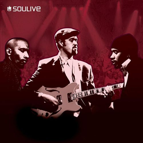 Soulive by Soulive