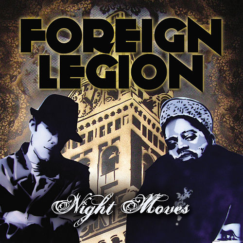 Play & Download Night Moves by Foreign Legion | Napster