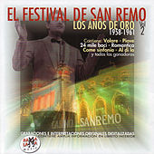 El Festival De San Remo - Los Años De Oro Vol.2 (1958-1961) by Various Artists