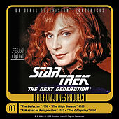 Star Trek: The Next Generation 9: The Defector/The High Ground/A Matter of Perspective/The Offspring by Ron Jones