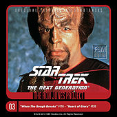 Star Trek: The Next Generation, 3: When the Bough Breaks/Heart of Glory by Ron Jones