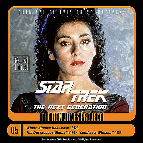 Play & Download Star Trek: The Next Generation, 5: Where Silence Has Lease/The Outrageous Okona/Loud as a Whisper by Ron Jones | Napster