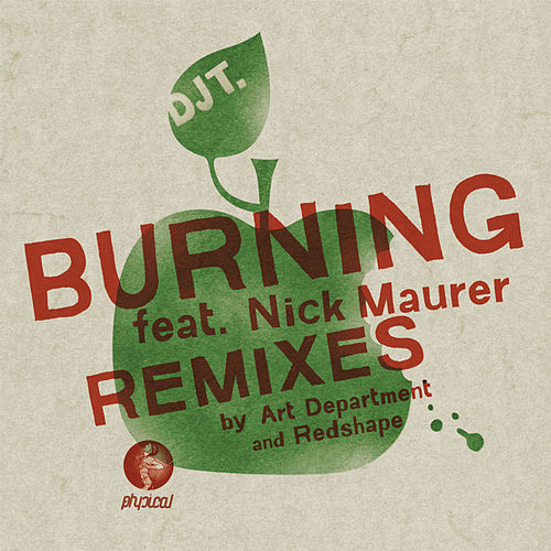 Play & Download Burning by Ben Watt | Napster